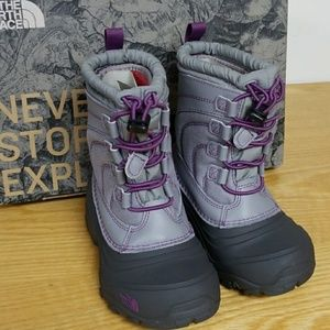 The North Face Alpenglow IV Kids Boot